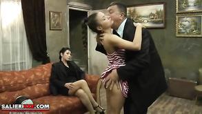 Free casting couch porno video