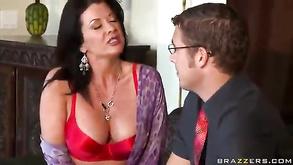 Horney mamma porno