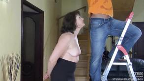 Fatto in casa interrazziale cazzo