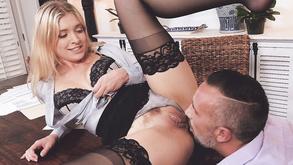 ebano sesso video tubo
